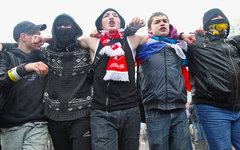 Участники «Русского марша» © KM.RU, Алексей Белкин