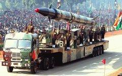 Ракета Agni II. Фото Antônio Milena с сайта wikipedia.org