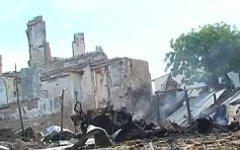 Теракт в Могадишо. Стоп-кадр с видео в YouTube