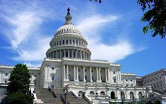Конгресс США. Фото Kevin McCoy с сайта wikimedia.org