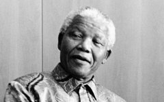 Нельсон Мандела. Фото World Trade Organization с сайта flickr.com