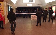 Станция метро «Майдан Незалежности». Фото пользователя Instagram vorby