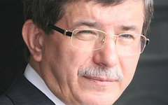Ахмет Давутоглу. Фото с сайта mfa.gov.tr