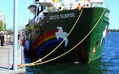 Ледокол Arctic Sunrise. Фото с сайта wikimedia.org