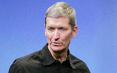 Тим Кук. Фото с сайта apple.com