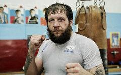 Александр Емельяненко. Фото с сайта mmaboxing.ru