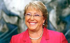Мишель Бачелет. Фото с сайта eleccionesenchile.com
