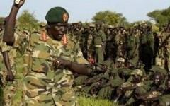 Армия Судана. Фото с сайта south-sudan.ru