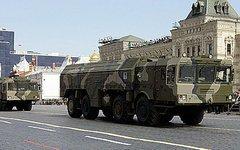 «Искандер-М». Фото с сайта mil.ru