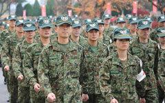Японские военные. Фото с сайта mod.go.jp