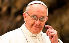 Папа Римский Франциск. Фото пользователя Flickr Christus Vincit
