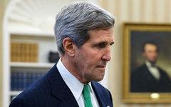 Джон Керри. Фото с сайта whitehouse.gov