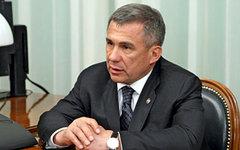 Рустам Минниханов. Фото с сайта premier.gov.ru