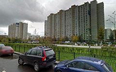 «Депутатские дома» в столичном микрорайоне Митино. Изображение сервиса Google M