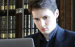 Павел Дуров. Фото с его страницы «ВКонтакте»