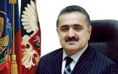 Гаджи Махачев. Фото с сайта gadji-makhachev.ru