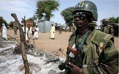 Военнослужащий армии Южного Судана. Фото с сайта www.sudan.gov.sd