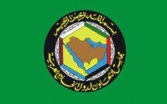 Флаг совета сотрудничества арабских государств