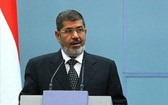 Мухаммед Мурси. Фото с сайта kremlin.ru