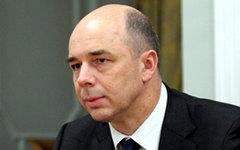 Антон Силуанов. Фото с сайта premier.gov.ru