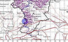 Землетрус в Хакасії