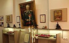 Зал музея Калашникова в селе Курья. Фото с сайта zvercorner.com