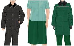 Эскизы одежды с сайта minjust.ru
