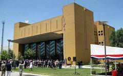 Посольство США в Кабуле. Фото пользователя Flickr US Embassy Kabul Afghanistan