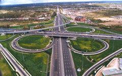МКАД. Фото с сайта transpark.ru