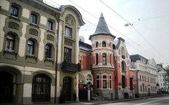 Улица Остоженка. Фото с сайта wikimedia.org