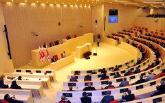 Фото с сайта parliament.ge