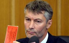 Евгений Ройзман © РИА Новости,Павел Лисицын