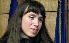Татьяна Чорновол. Фото с сайта wikipedia.org