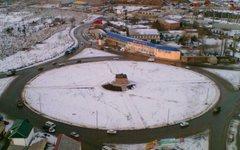 Вид на Хасавюрт. Фото с сайта moidagestan.ru