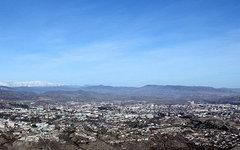Вид на Нагорный Карабах. Фото с сайта wikimedia.org