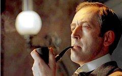 Шерлок Холмс в исполнении Василия Ливанова. Фото с сайта kinopoisk.ru