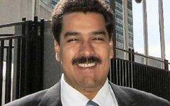 Николас Мадуро. Фото с сайта caracaschronicles.com