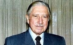 Аугусто Пиночет. Фото с сайта wikipedia.org