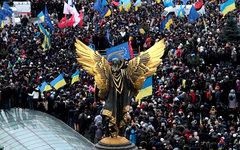 «Евромайдан» © РИА Новости, Сергей Старостенко