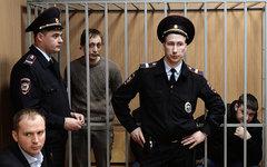 Павел Дмитриченко (в центре) © РИА Новости, Максим Блинов