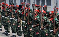 Фото пользователя Flickr US Army Africa