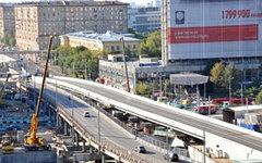Волоколамское шоссе. Фото с сайта mos.ru