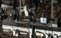 Авария на АЭС «Фукусима-1». Фото пользователя Flickr Digital Globe