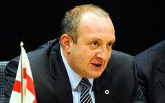 Георгий Маргвелашвили. Фото с сайта president.gov.ge