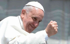 Папа Римский Франциск. Фото с сайта photogallery.va
