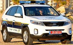 Израильская полиция. Фото с сайта police.gov.il