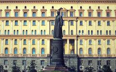 Памятник Дзержинскому на Лубянке © РИА Новости, Владимир Федоренко