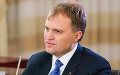 Евгений Шевчук. Фото с сайта president.gospmr.ru