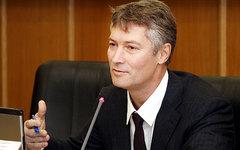 Евгений Ройзман. Фото Анны Храновской с сайта ekburg.ru