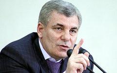 Арсен Каноков. Фото с сайта president-kbr.ru